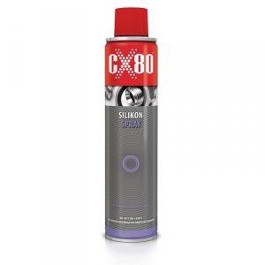 silikon spray, bezbarwny smar do tworzyw sztucznych i gumy