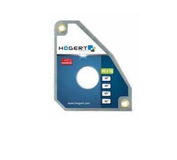 Magnetyczny kątownik spawalniczy trójkątny 36,2 kg HOGERT