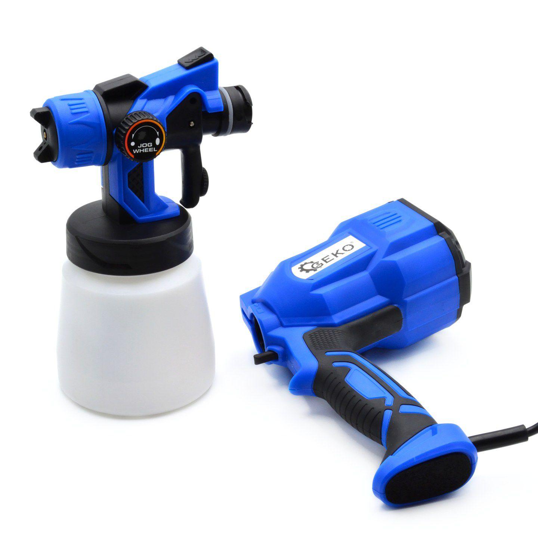 Pistolet elektryczny do malowaniaGEKO2