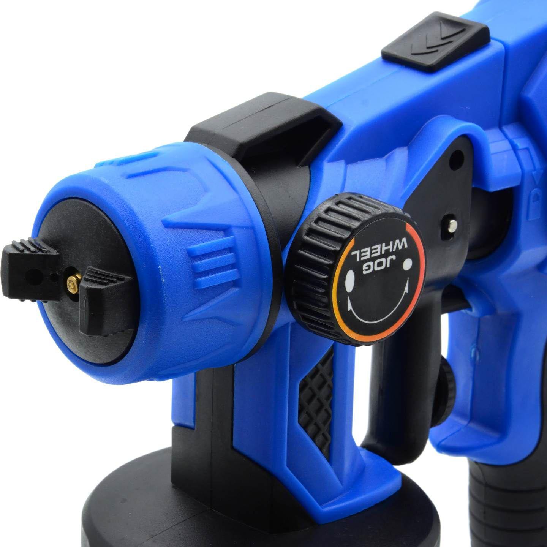Pistolet elektryczny do malowaniaGEKO4