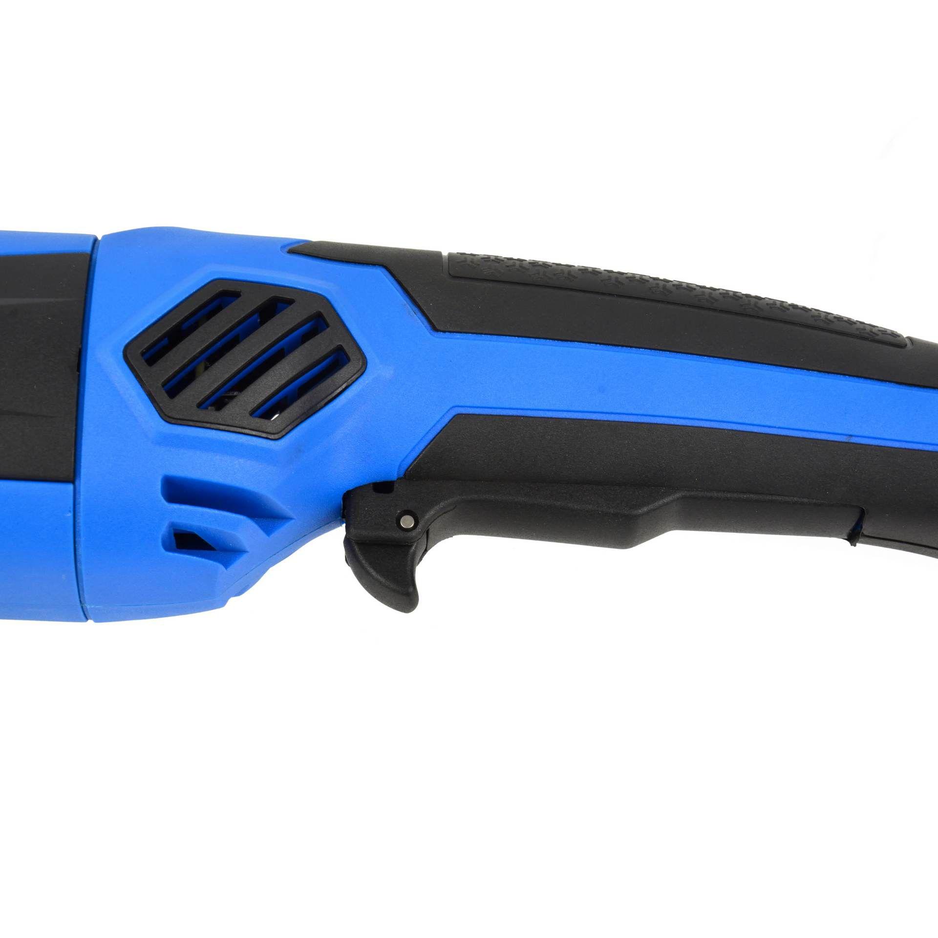 Szlifierka kątowa 125 mm z regulacją obrotów, długa rączka GEKO 5