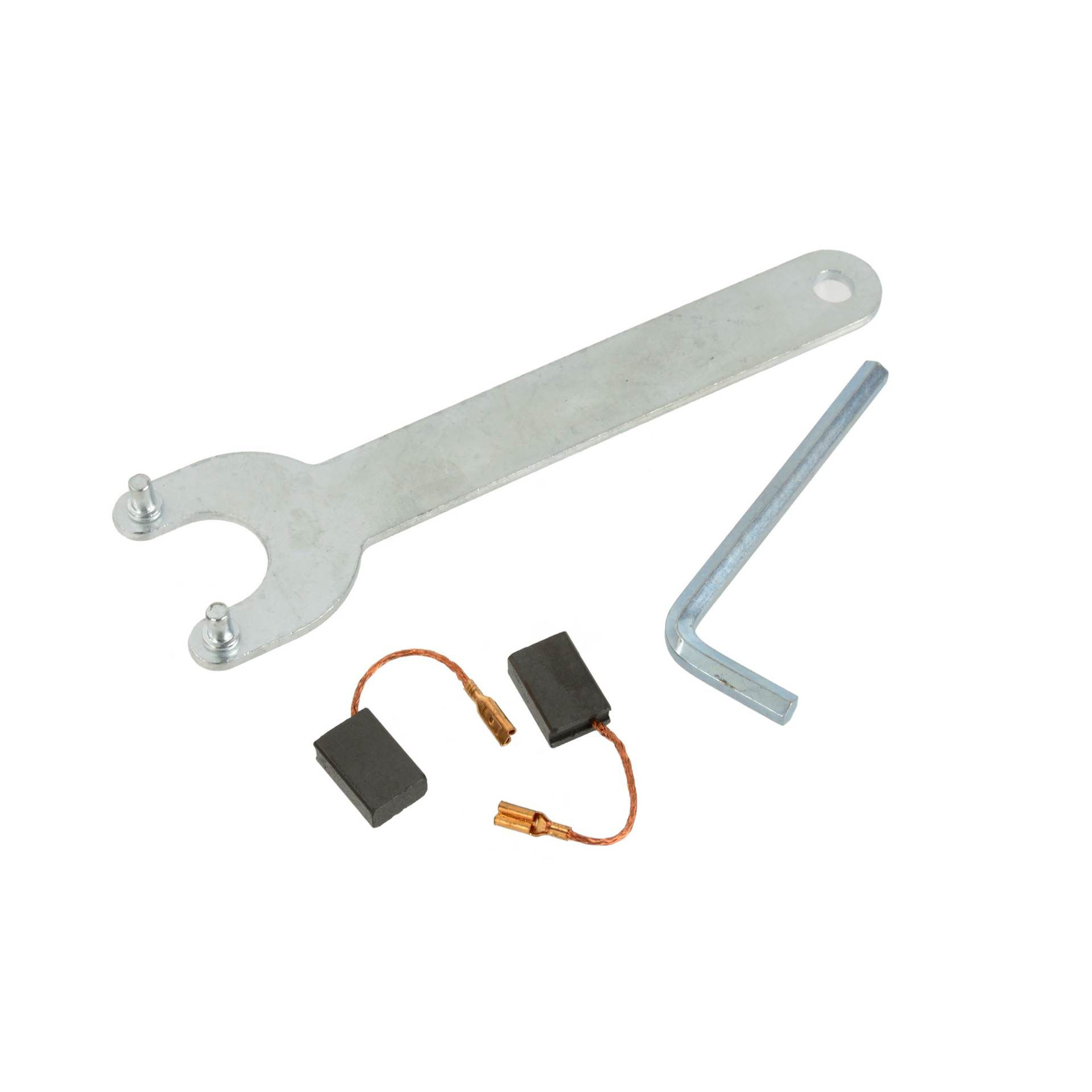 Szlifierka kątowa 125 mm z regulacją obrotów, długa rączka GEKO 6