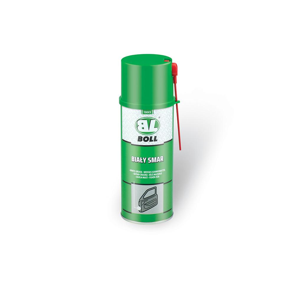 Biały smar spray 400 ml BOLL
