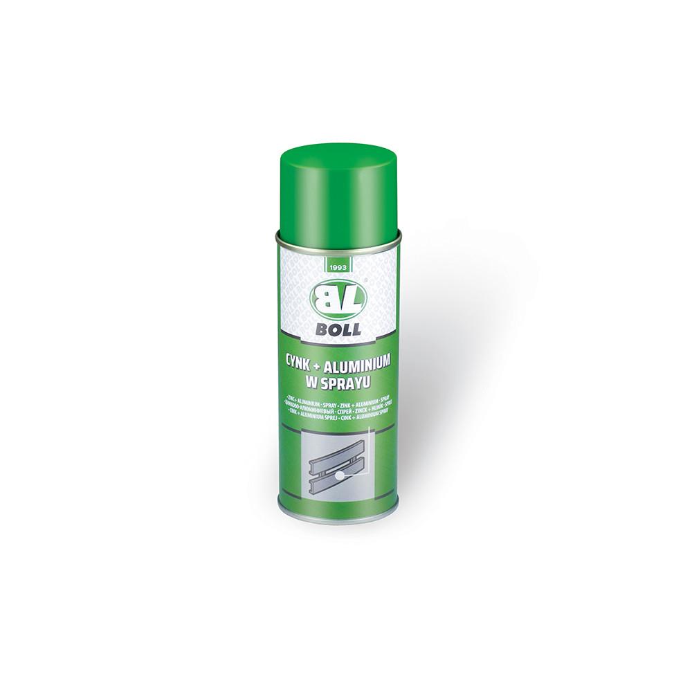 Cynk + aluminium spray 400 ml BOLL