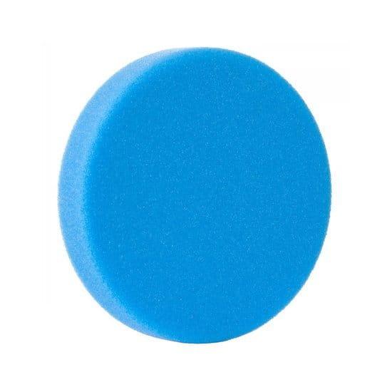 Gąbka do polerowania na rzep BOLL niebieska
