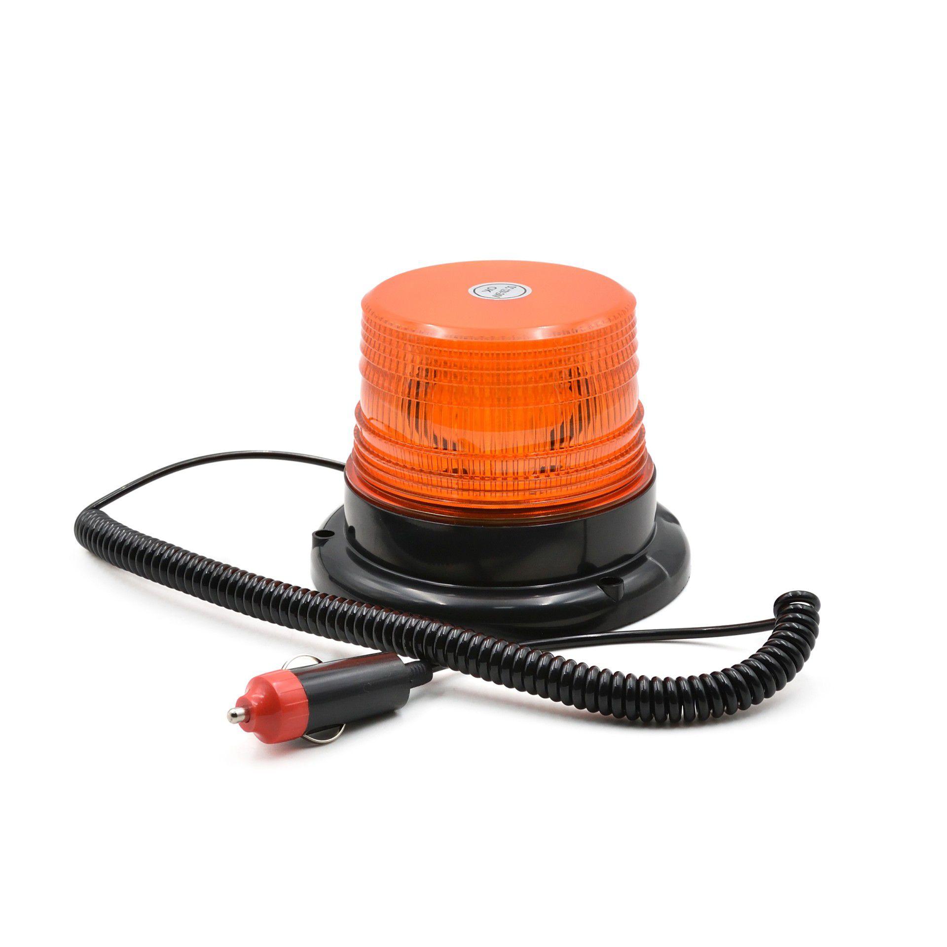 Lampa ostrzegawcza 12 24 V Geko