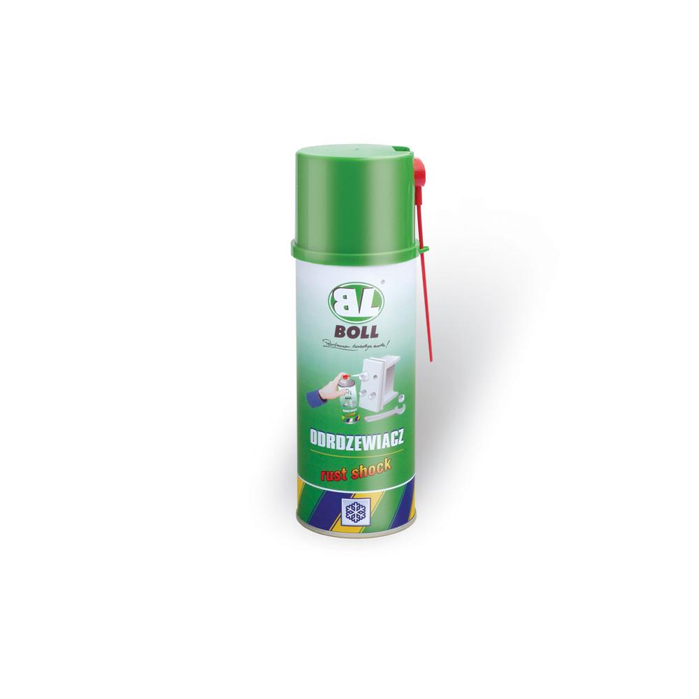 Odrdzewiacz Rust SHOCK spray 400 ml BOLL