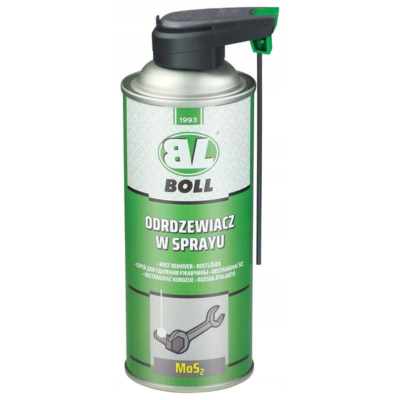 Odrdzewiacz spray 400 ml BOLL