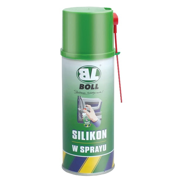 Silikon spray 400 ml BOLL